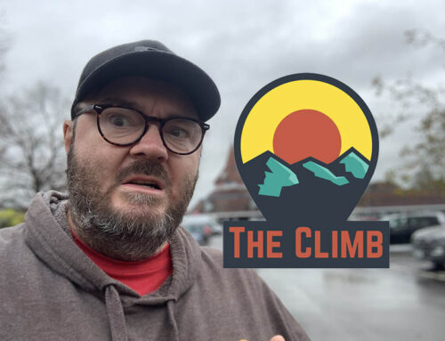 6 Hours 40 Minutes – The Climb #631