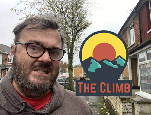 The Year Of Being Fearsome – The Climb #678