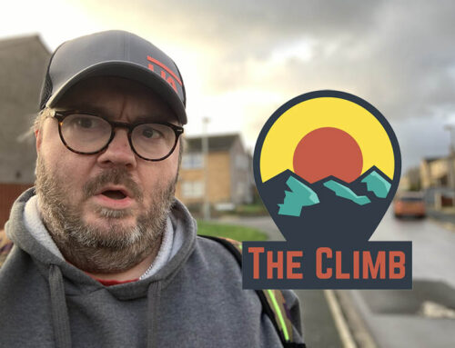 New Year, New Projects (And Old Ones) – The Climb #681