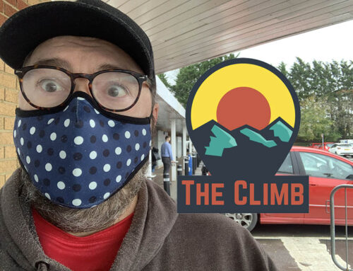 First Writing Project Of 2021 Completed – The Climb #684