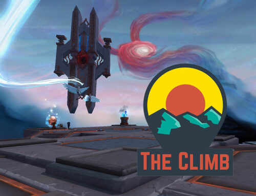 Shadowlands Completed? – The Climb #691