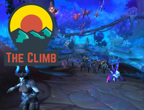Beyond Shadowlands – Warcraft Wednesday – The Climb #705