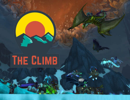 Mass Leveling in Warcraft – The Climb #736