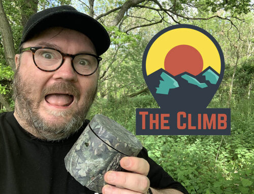 Geocaching Expedition – The Climb #827