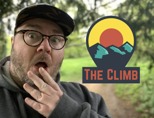 A Good Use Of Time – The Climb #833