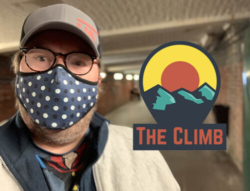 The First Video – The Climb #867