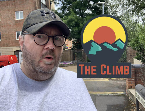 Building It Wrong To Build it Right – The Climb #884