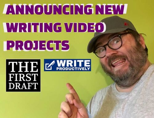 Announcing New Writing-Related Projects