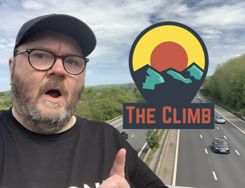 Word Count Week – The Climb #949