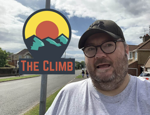 The End Is Nigh – The Climb #957
