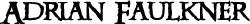 Adrian Faulkner Logo