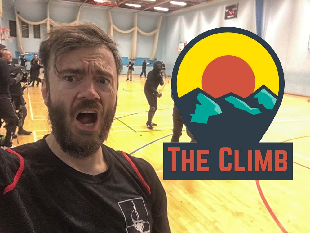 The Mystery Of The Lost Swords – The Climb #58