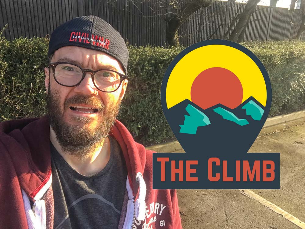 The Self-Doubt Of A Writer On The Verge – The Climb #62