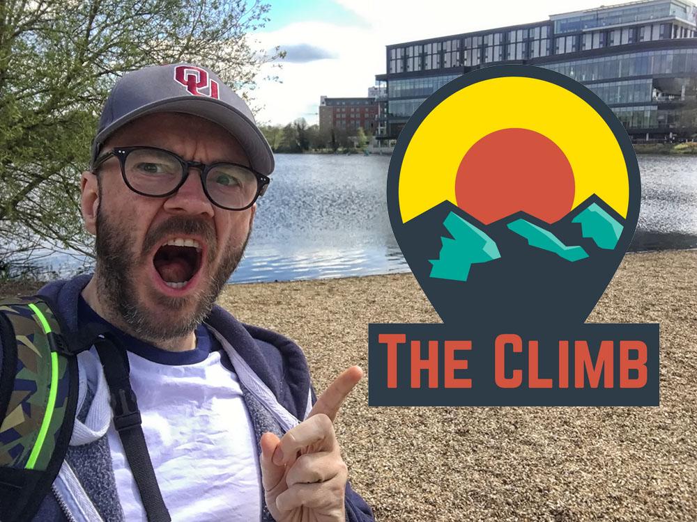 Shit Just Got Real – The Climb #84
