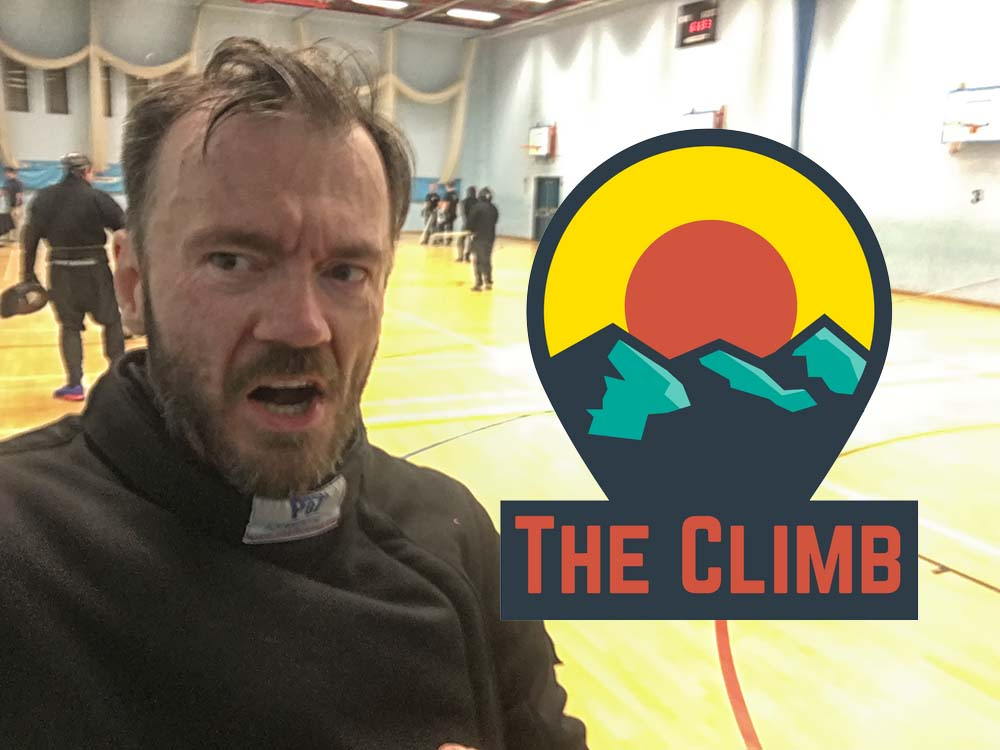Getting Bruised – The Climb #93
