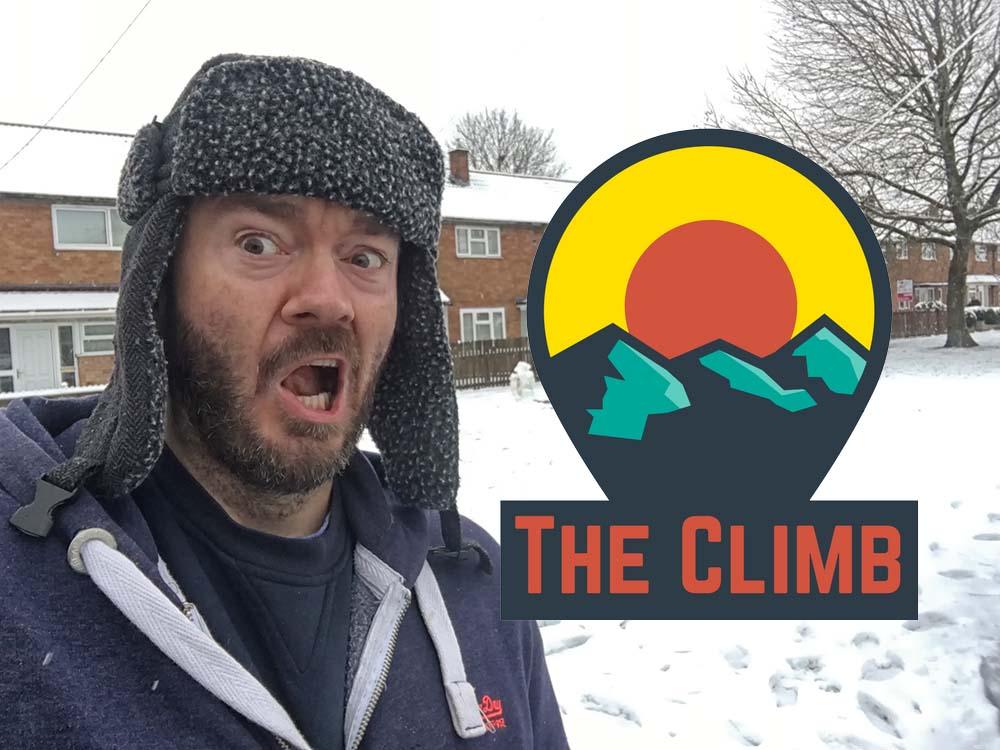 Snowgeddon – The Climb #323
