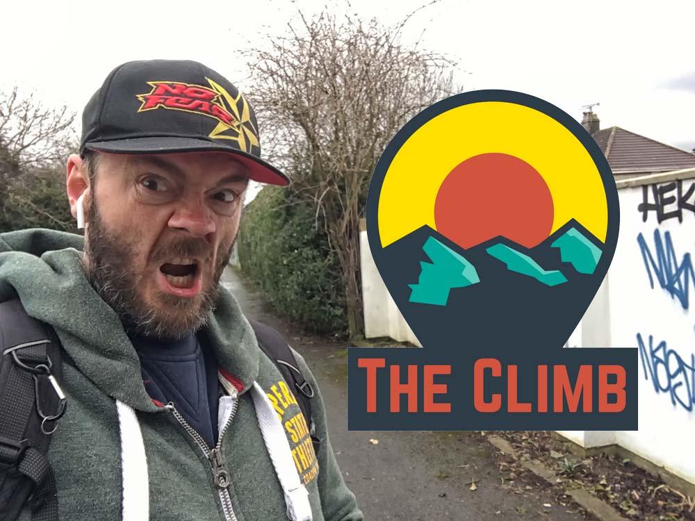 Feeling Lazy – The Climb #388