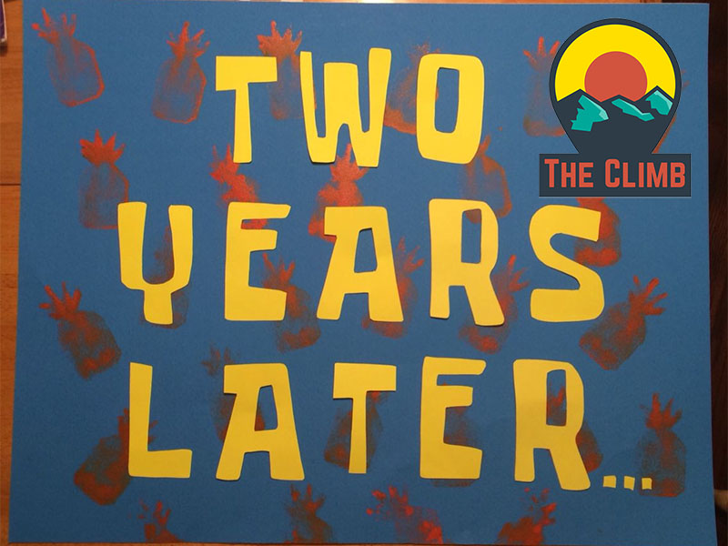 Two Years Later – The Climb #401 – Adrian Faulkner