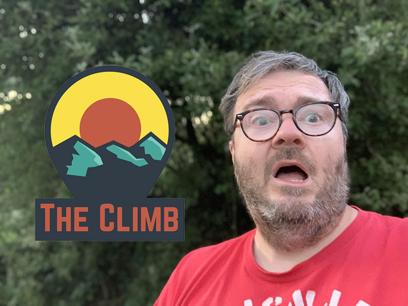 The Idea That Won't Leave – The Climb #470