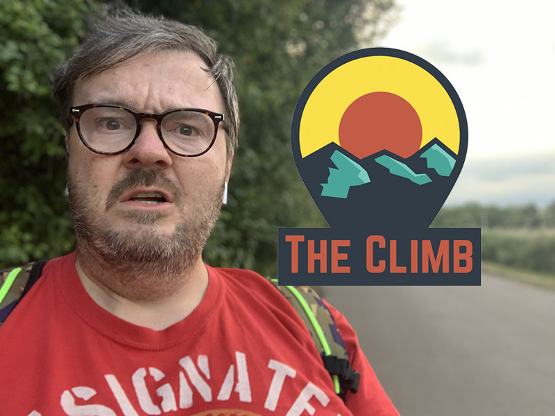 Screenwriting – The Climb #483