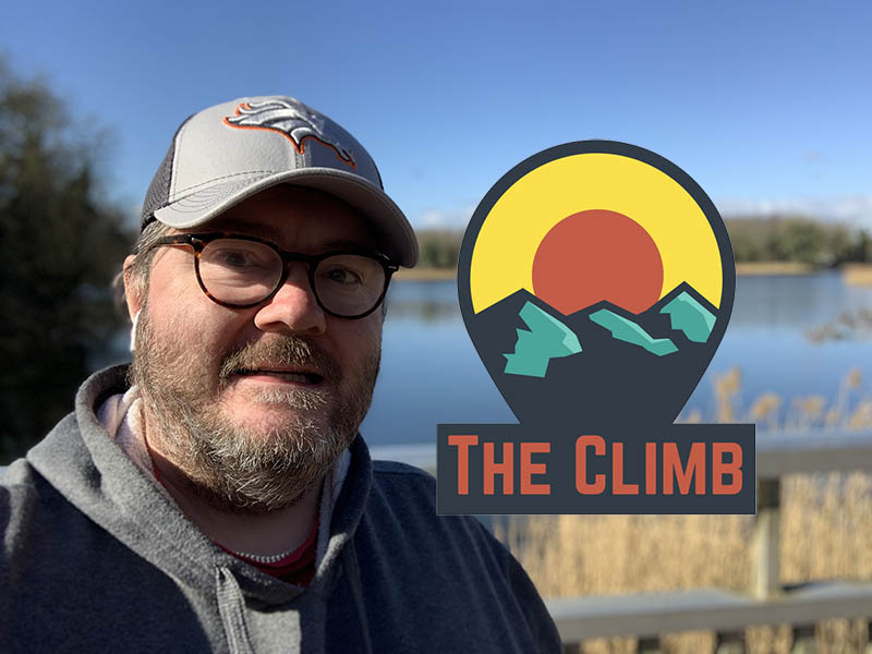 Taking Myself For A Walk – The Climb #735