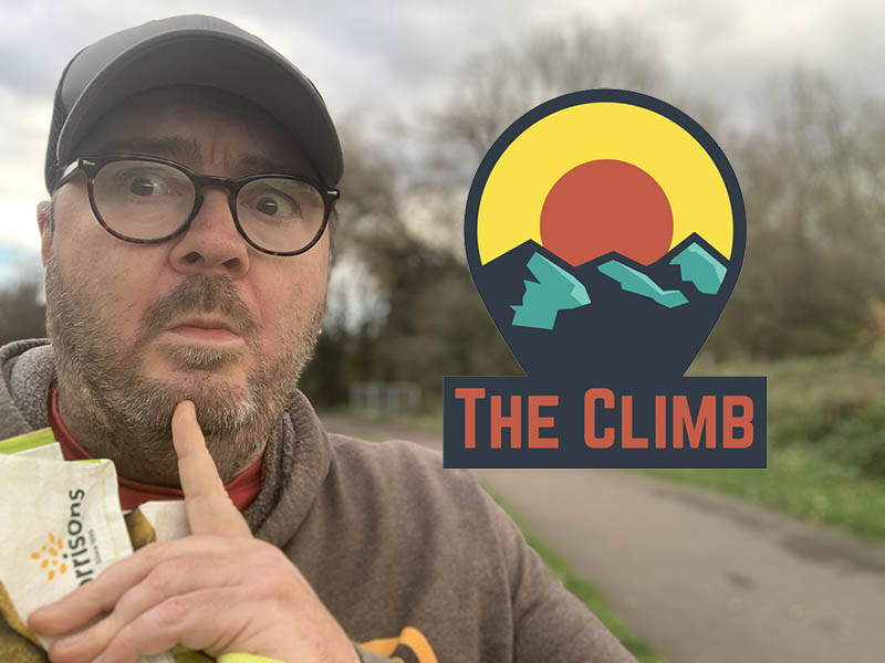 From The Ashes… – The Climb #756