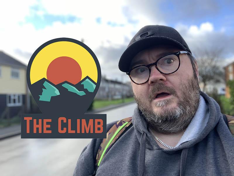 Manuscript Complete – The Climb #767