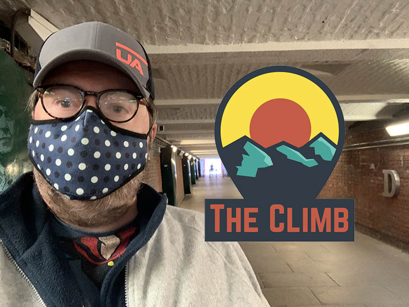 Writing Non-Fiction – The Climb #819