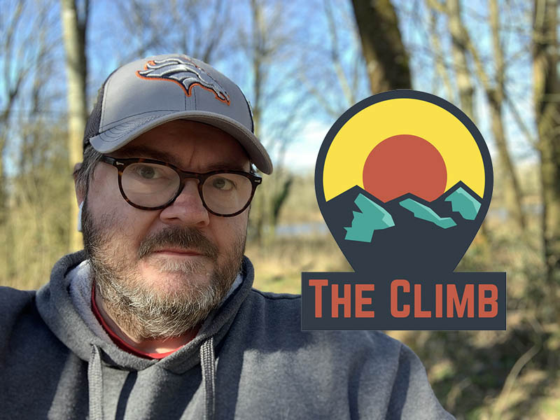 Rolling Everything Forward – The Climb #885