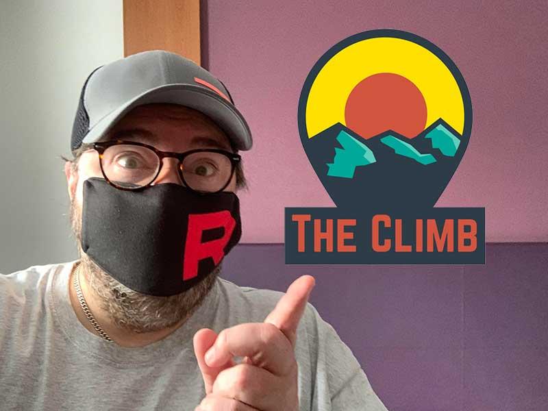 Full Steam Ahead – The Climb #916