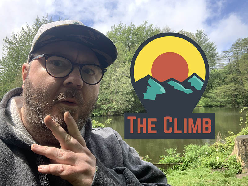 Consistently Imperfect– The Climb #921