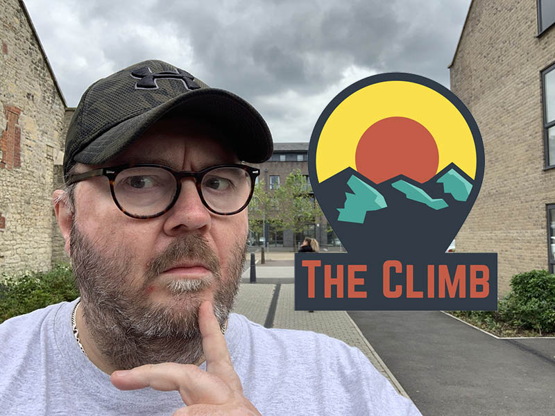 Weekend Off – The Climb #932