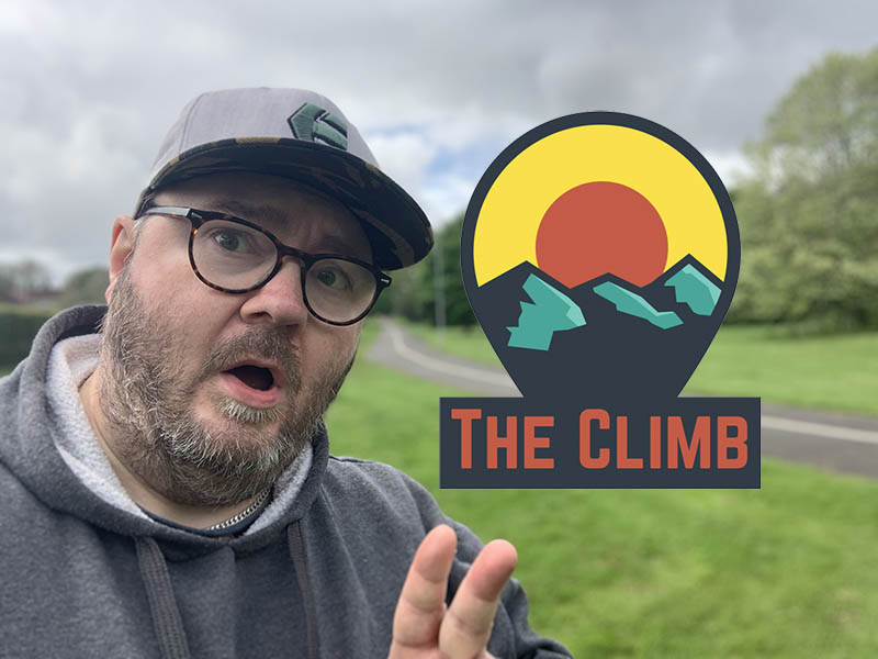 Bestselling Author? – The Climb #963
