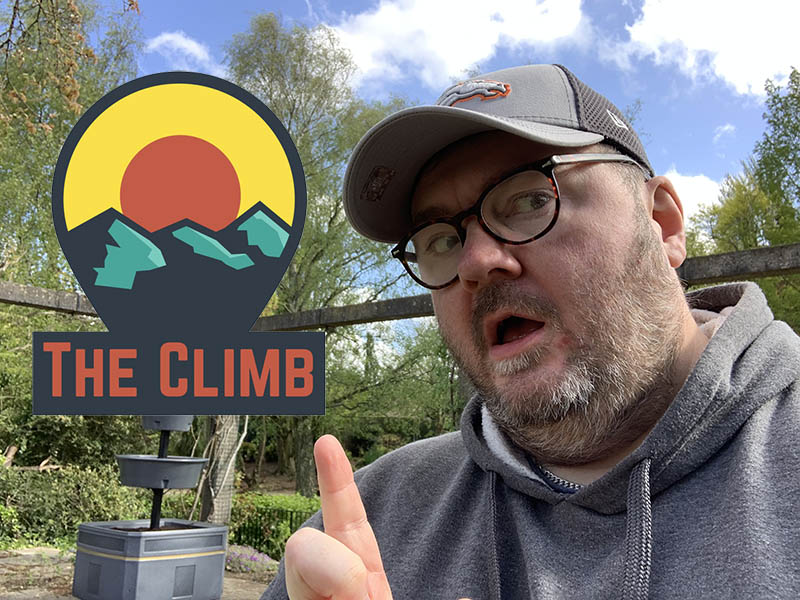 I Thought I'd F**ked Up! – The Climb #966